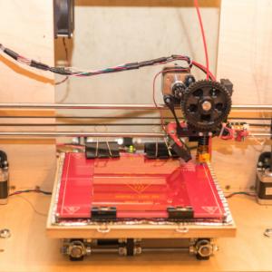 3D Printer - Parts